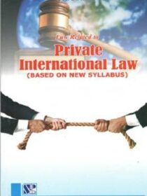 Singhal's Law Related to Private International Law Book  – January 2020