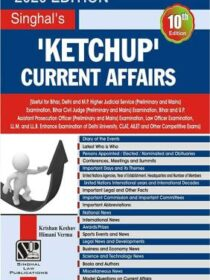 Singhal's Ketchup Current Affairs by Krishan Keshav and Himani Verma