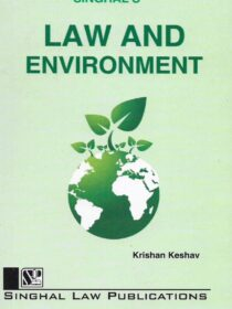 Singhal's Law And Environment by Krishan Keshav