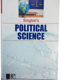 Singhal's Political Science by Gaurav Pachauri