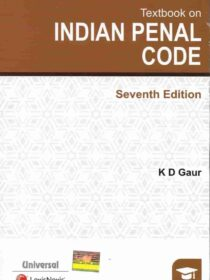 [LexisNexis] Universal Indian Penal Code (IPC) by KD Gaur