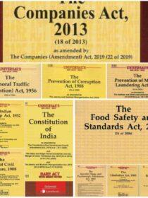 Universal Set of BARE Acts for 3rd Semester Delhi University (DU)