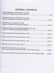 Singhal's CBI and Delhi Assistant Public Prosecutor (APP) Prelims Exam (Latest 2021 Edition)