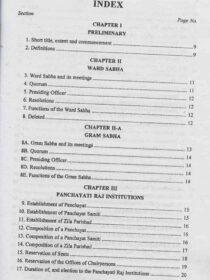 Singhal's Rajasthan Panchayati Raj Act, 1994