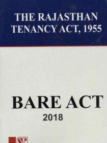 Singhal's Rajasthan Tenancy Act, 1955
