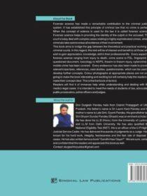 Singhal's Fundamental of Medical Jurisprudence and Forensic Science by Durgesh Pandey (HJS) – HB